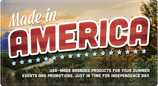 Promotional Products | Made in America