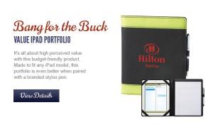 iPad Portfolio   Custom Logo by DiPuma Print & Promotional Products