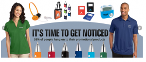 Houston Promotional Products Experts - GET NOTICED