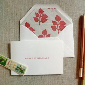 custom stationery by DiPuma Print & Promo