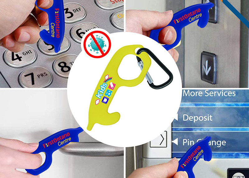 touch-free-Keychain
